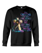 dacshund Crewneck Sweatshirt thumbnail
