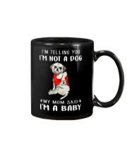 I'm Telling You I'M Not A Dog My Mom Shih Tzu Mug thumbnail