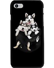 husky T-shirt  Phone Case thumbnail