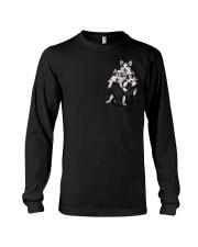 husky T-shirt  Long Sleeve Tee thumbnail