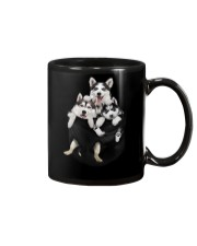 husky T-shirt  Mug thumbnail
