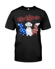 dachshund Classic T-Shirt front