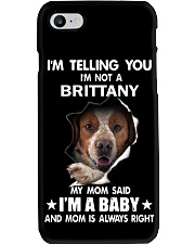 I'm telling you i'm not a brittany Phone Case thumbnail