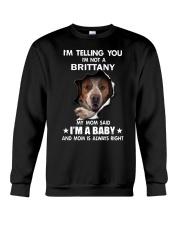 I'm telling you i'm not a brittany Crewneck Sweatshirt thumbnail