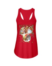 Pitbull T-shirt Best gift for friend Ladies Flowy Tank thumbnail