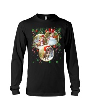 Pitbull T-shirt Best gift for friend Long Sleeve Tee thumbnail