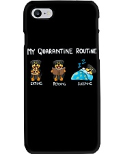 Rottweiler2 Phone Case tile