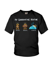 Rottweiler2 Youth T-Shirt thumbnail