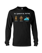 Rottweiler2 Long Sleeve Tee thumbnail