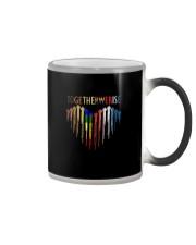 hand color Color Changing Mug thumbnail