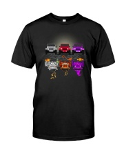 halloween jeep 1 Classic T-Shirt front