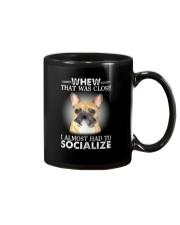 french bulldog Mug thumbnail