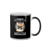 french bulldog Color Changing Mug thumbnail