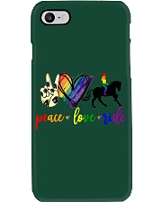 horse and girl 2 Phone Case thumbnail