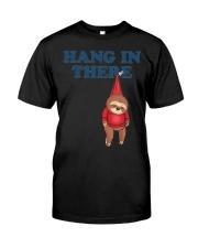 sloth sleep Classic T-Shirt front