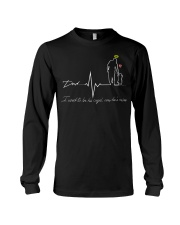 dad i used to be his angle now he is mine Long Sleeve Tee thumbnail