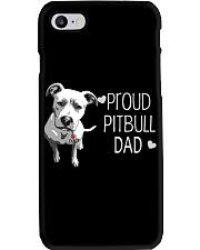 Pitbull Proud Pitbull Dad Phone Case thumbnail