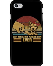 Best Yorkshire Terrier Mom Ever Phone Case thumbnail