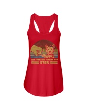Best Yorkshire Terrier Mom Ever Ladies Flowy Tank thumbnail