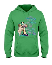 pug 2 Hooded Sweatshirt tile