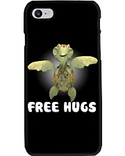 turtle hug Phone Case thumbnail