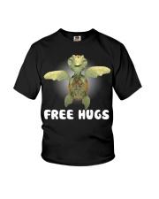 turtle hug Youth T-Shirt thumbnail