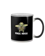 turtle hug Color Changing Mug thumbnail