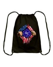 flag size ao Drawstring Bag thumbnail
