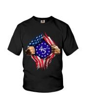 flag size ao Youth T-Shirt thumbnail