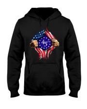 flag size ao Hooded Sweatshirt thumbnail