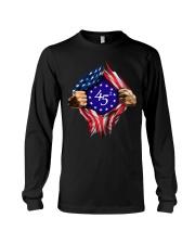 flag size ao Long Sleeve Tee thumbnail