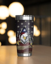 Eagle Texas Flag Heart Inside American Flag Tumbler Patriotic Gifts  20oz Tumbler aos-20oz-tumbler-lifestyle-front-04