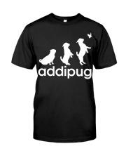 Addipug Classic T-Shirt front