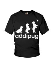 Addipug Youth T-Shirt thumbnail