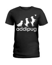 Addipug Ladies T-Shirt thumbnail