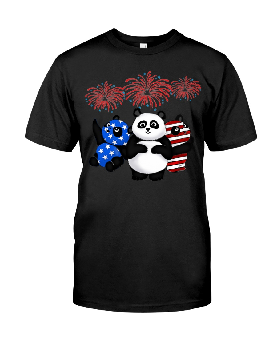 panda 1 Classic T-Shirt