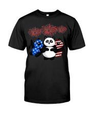 panda 1 Classic T-Shirt front