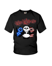 panda 1 Youth T-Shirt thumbnail