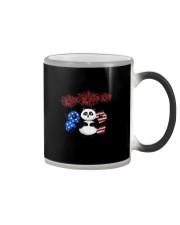 panda 1 Color Changing Mug thumbnail