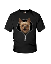 yorkshire terrier Youth T-Shirt thumbnail