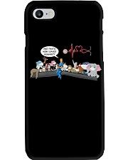 All animals and nurse lunch break edition Phone Case thumbnail