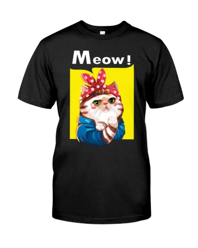 Cat meow edition