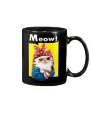 Cat meow edition Mug thumbnail