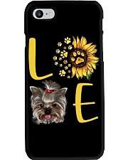 yorkie love Phone Case thumbnail
