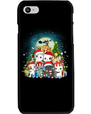 Cats cute T-shirt-Christmas gift for friend Phone Case thumbnail