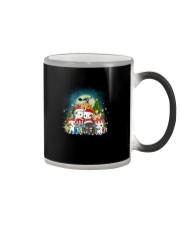 Cats cute T-shirt-Christmas gift for friend Color Changing Mug thumbnail