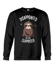 sloth2 Crewneck Sweatshirt thumbnail