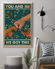 you and me 11x17 Poster lifestyle-poster-1