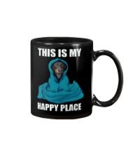 This is my happy place dachshund tshirt Mug thumbnail