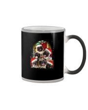 Pitbull T-shirt Best gift for friend Color Changing Mug thumbnail